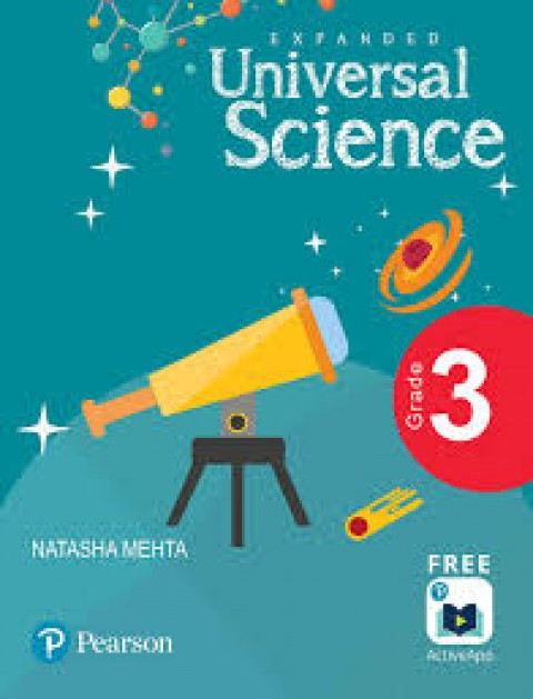 EXPANDED UNIVERSAL SCIENCE GRADE - 3