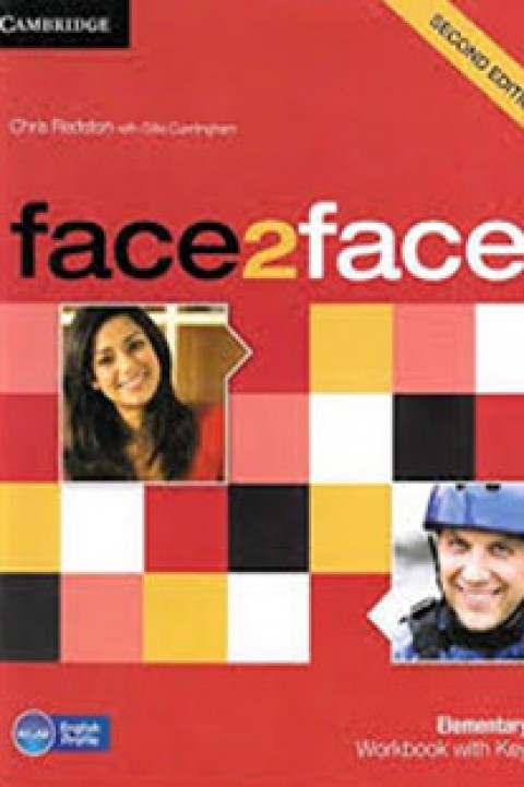 FACE 2 FACE 2ED - ELEMENTARY WORKBOOK WITH KEY