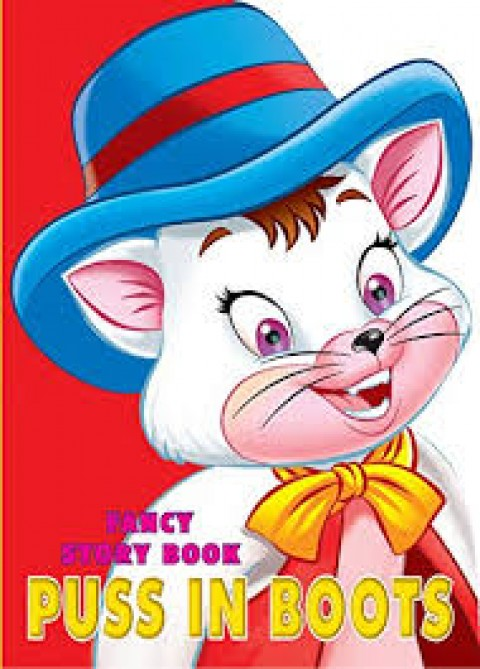 FANCY STORY BOOK - PUSS IN BOOTS