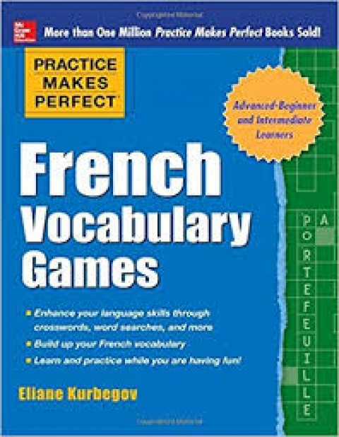 FRENCH VOCABULARY GAMES