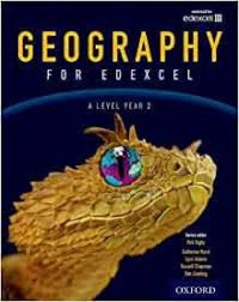 GEOGRAPHY FOR EDEXCEL A LEVEL YEAR 2