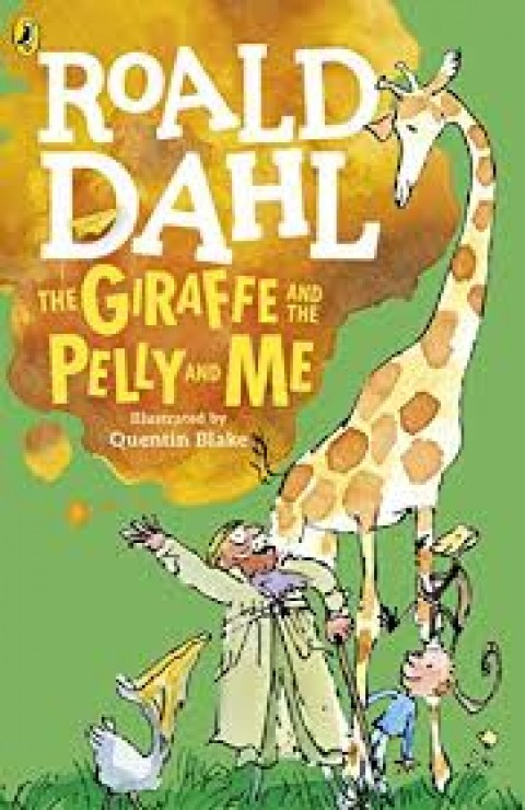 GIRAFFE AND THE PELLY AND THE ME