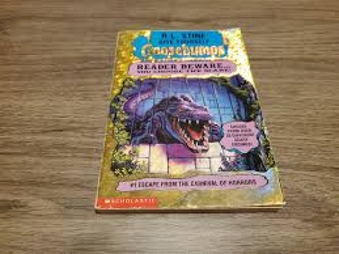 GOOSEBUMPS - ESCAPE FROM THE CARNIVAL OF HORRORS
