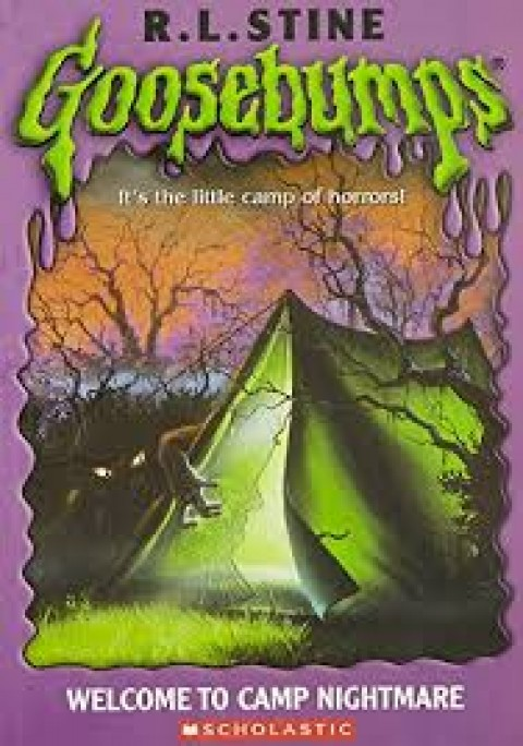 GOOSEBUMPS - WELCOME TO CAMP NIGHTMARE