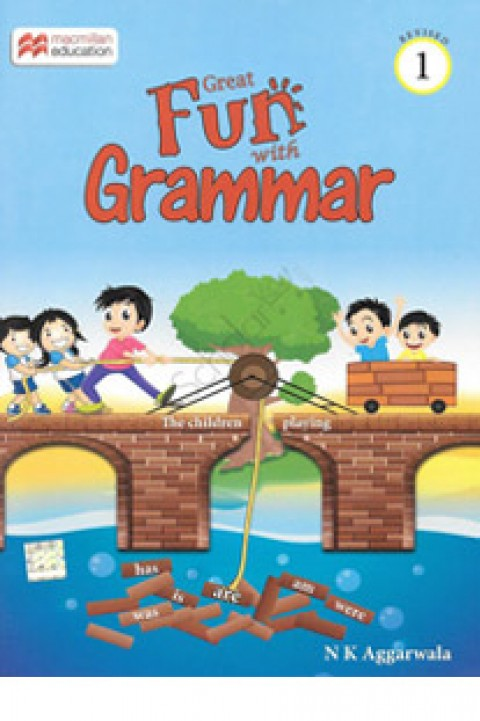 GREAT FUN WITH GRAMMAR - 1 REVISED