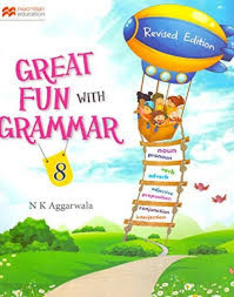 GREAT FUN WITH GRAMMAR - 8 REVISED EDITION