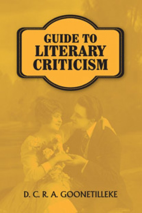 GUIDE TO LITERARY CRITICISM