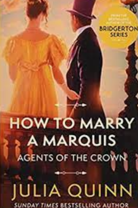 HOW TO MARRY A MARQUIS - AGENTS OF THE CROWN