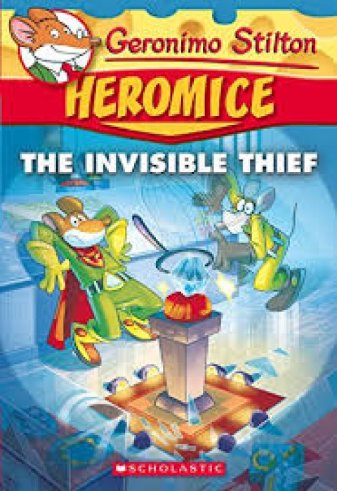 HEROMICE - THE INVISIBLE THIEF
