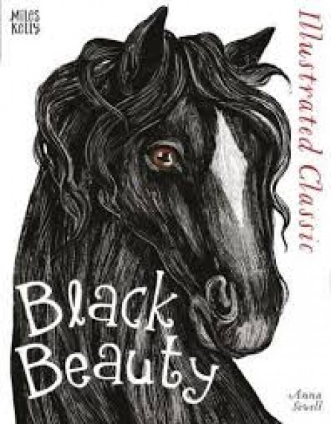 ILLUSTRATED CLASSIC - BLACK BEAUTY