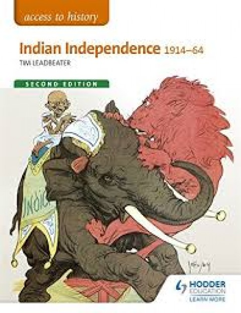 INDIAN INDEPENDENCE 1914 - 64 - 2ED