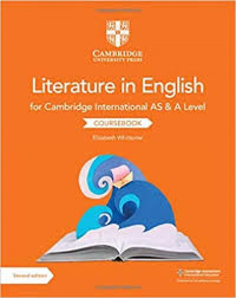 LITERATURE IN ENGLISH FOR CAMBRID - COURSEBOOK 2ED