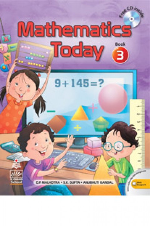 MATHEMATICS TODAY BOOK 3 - WCD