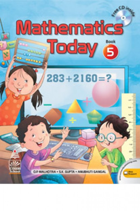 MATHEMATICS TODAY BOOK 5 - WCD