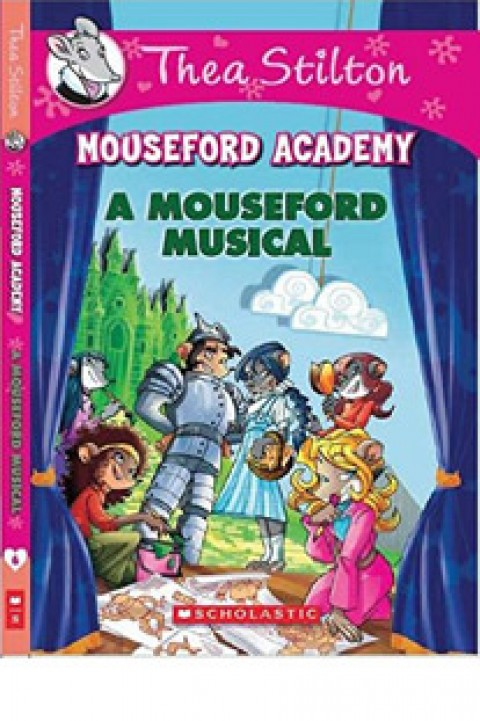 MOUSEFORD ACADEMY - A MOUSEFORD MUSICAL
