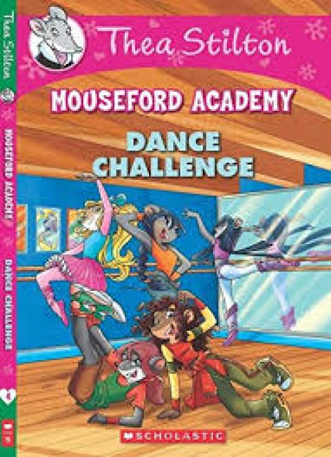 MOUSEFORD ACADEMY - DANCE CHALLENGE