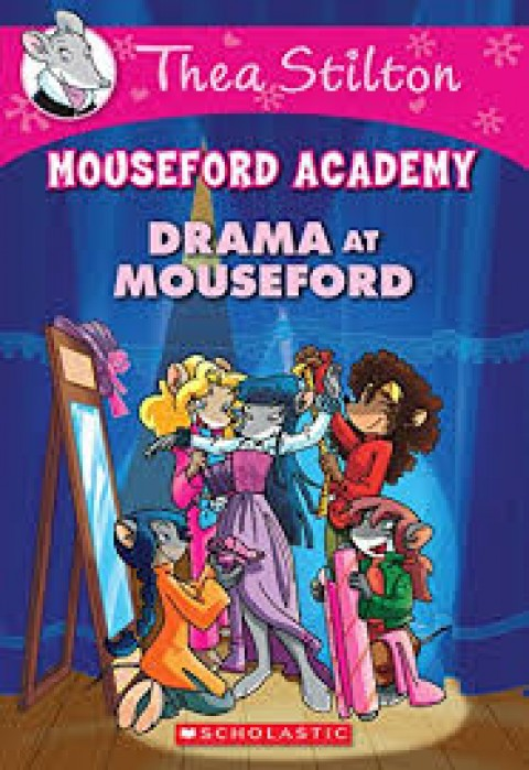 MOUSEFORD ACADEMY - DRAMA AT MOUSEFORD