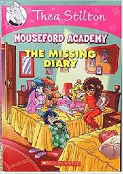 MOUSEFORD ACADEMY - THE MISSING DIARY