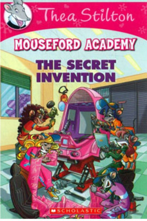 MOUSEFORD ACADEMY - THE SECRET INVENTION