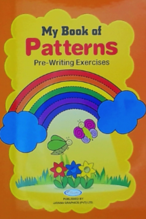 MY BOOK OF PATTERNS