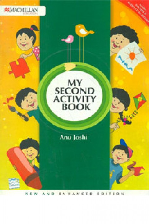 MY SECOND ACTIVITY BOOK - CD