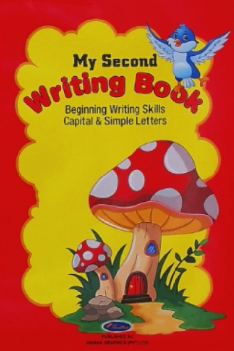 MY SECOND WRITING BOOK