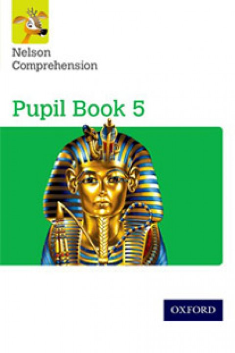 NELSON COMPREHENSION PUPIL BOOK 5