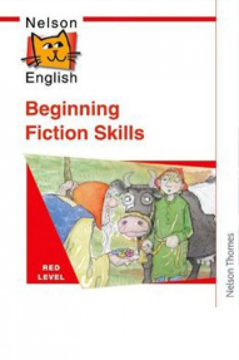 NELSON ENGLISH BEGINING FICTION SKILLS RED LEVEL