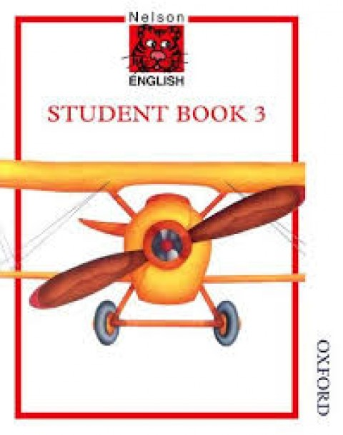 NELSON ENGLISH STUDENT BOOK 3