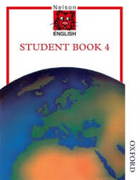 NELSON ENGLISH STUDENT BOOK 4