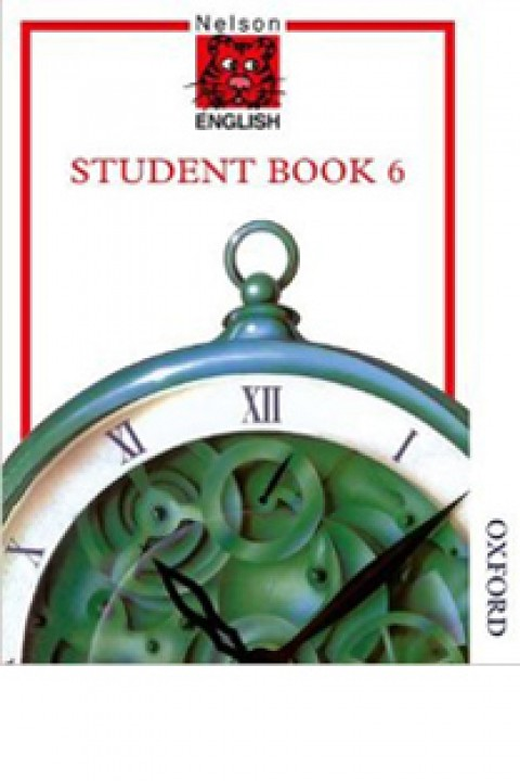 NELSON ENGLISH STUDENT BOOK 6