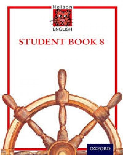 NELSON ENGLISH STUDENT BOOK 8