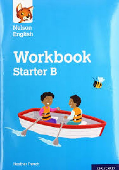 NELSON ENGLISH WORKBOOK STARTER - B