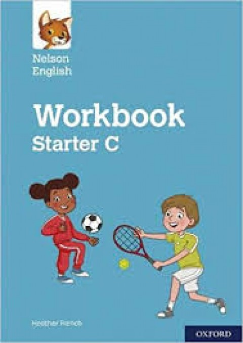 NELSON ENGLISH WORKBOOK STARTER - C