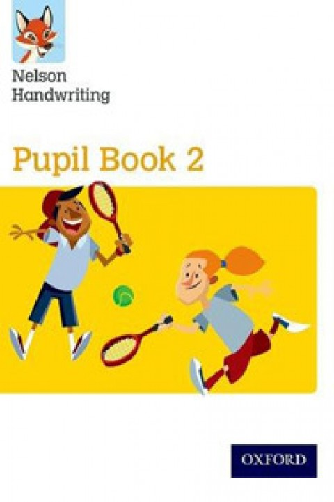 NELSON HANDWRITING PUPIL BOOK 2