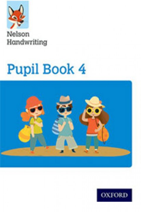 NELSON HANDWRITING PUPIL BOOK 4