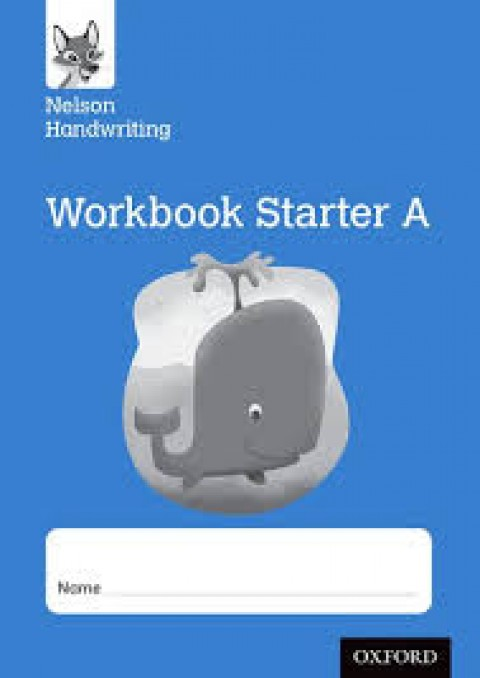 NELSON HANDWRITING WORKBOOK STARTER A