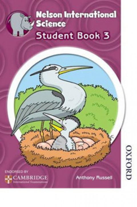 NELSON INTERNATIONAL SCIENCE - STUDENT BOOK 3