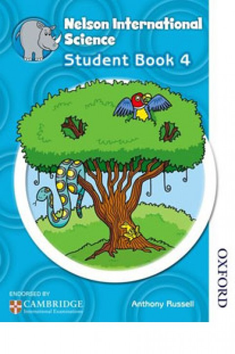 NELSON INTERNATIONAL SCIENCE - STUDENT BOOK 4