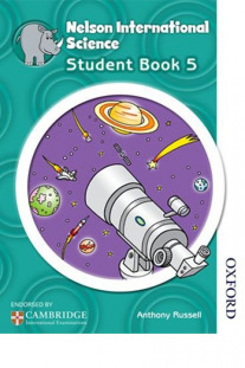 NELSON INTERNATIONAL SCIENCE - STUDENT BOOK 5