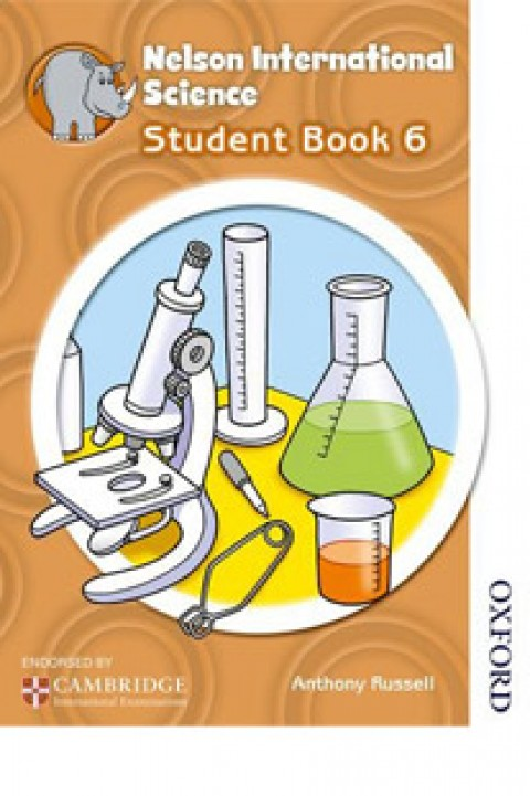 NELSON INTERNATIONAL SCIENCE - STUDENT BOOK 6