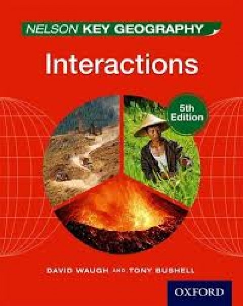 NELSON KEY GEOGRAPHY - INTERACTIONS 5ED