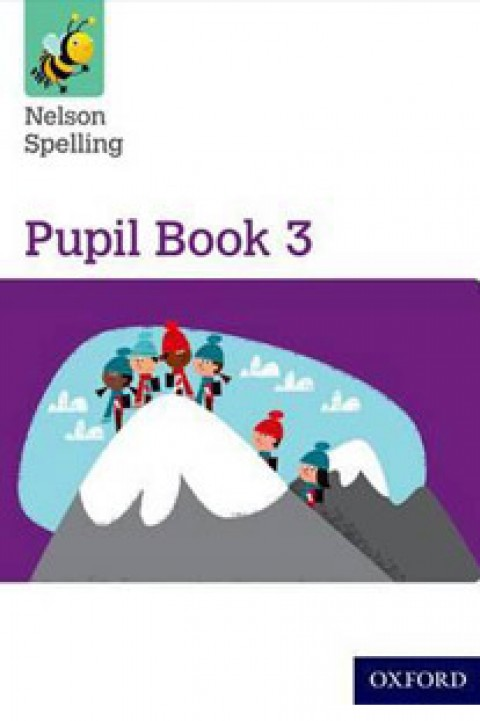 NELSON SPELLING PUPIL BOOK 3