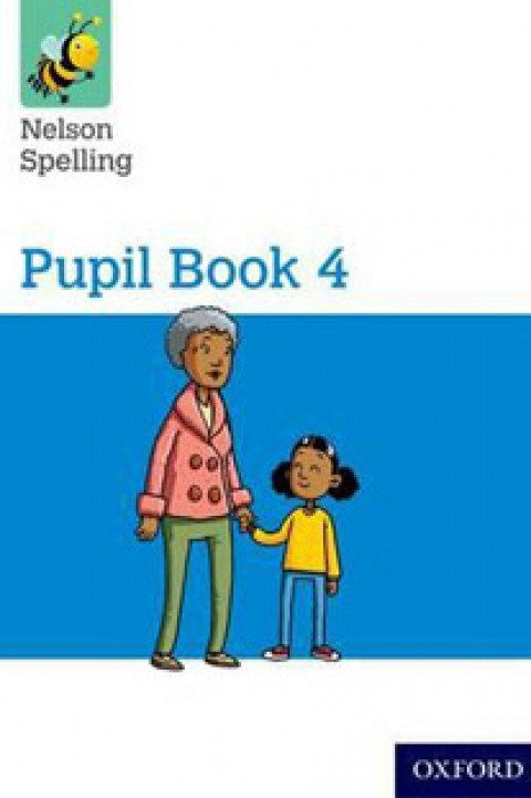 NELSON SPELLING PUPIL BOOK 4