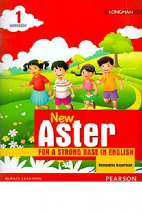 NEW ASTER - COURSE BOOK 1