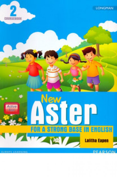 NEW ASTER - COURSE BOOK 2
