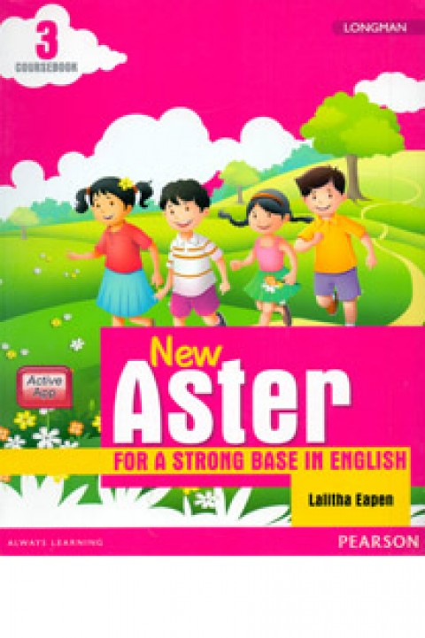 NEW ASTER - COURSE BOOK 3