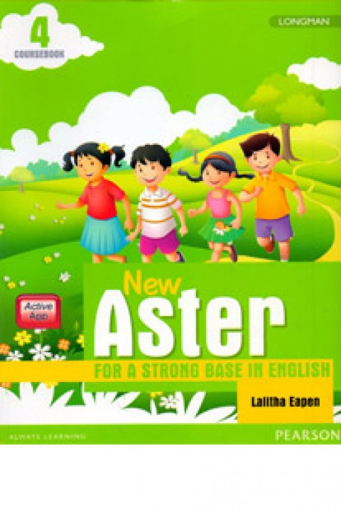 NEW ASTER - COURSE BOOK 4