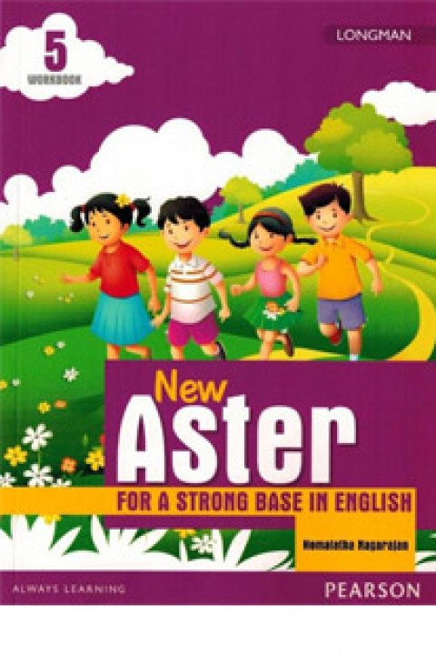 NEW ASTER - COURSE BOOK 5