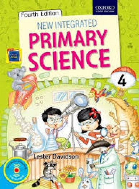 NEW INTEGRATED PRIMARY SCIENCE - 4